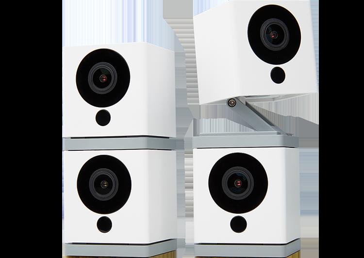 スマートホームカメラ ATOM Cam